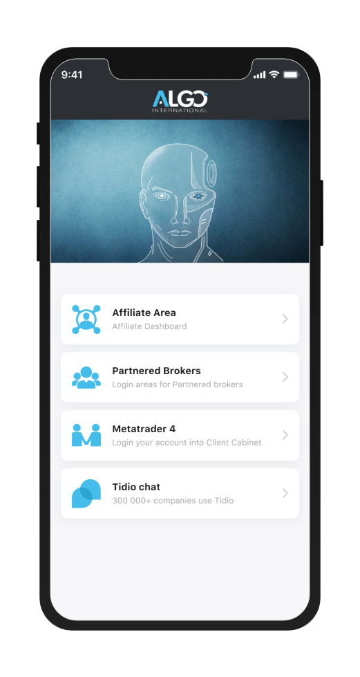 Investment Services App