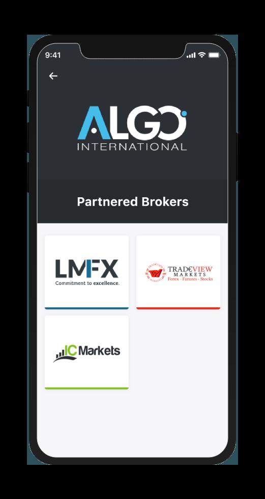 Forex Broker App